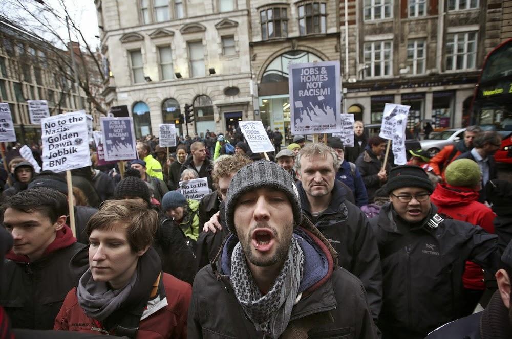 jobbik-london-prosvjednici