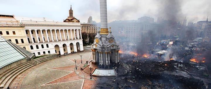 Kijevski Maidan prije i poslije prosvijeda