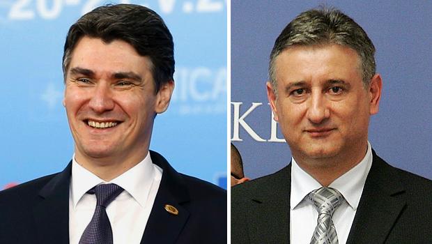 Zoran Milanović Tomislav Karamarko spojka