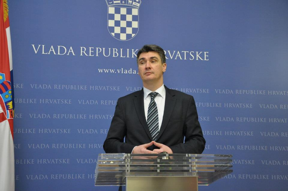 milanović vlada datum izbora