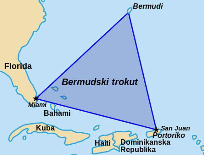 Bermudski-trokut