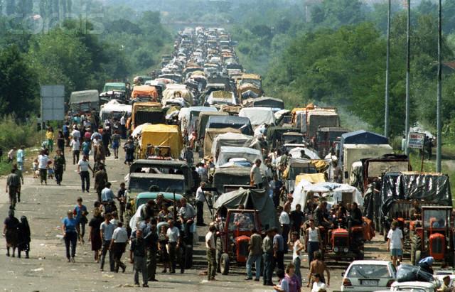 Bosnia - Files - Banja Luka - Refugees