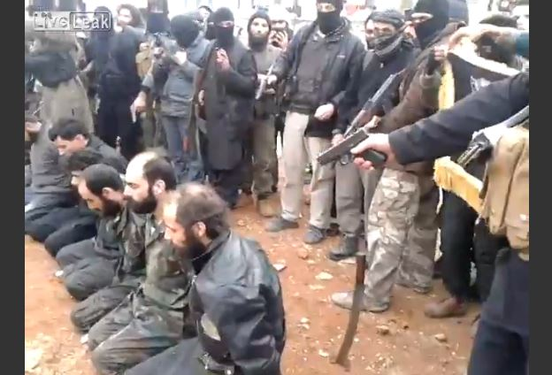 sirija egzekucija