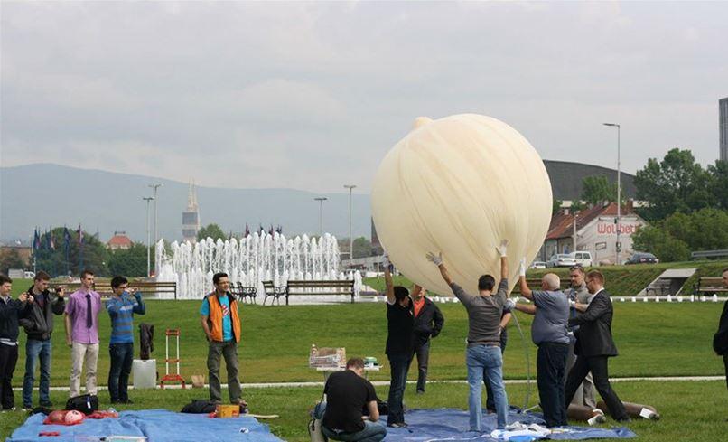 balon zagreb