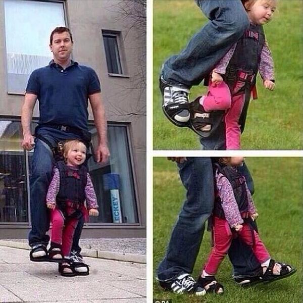 djevojcica prohodala
