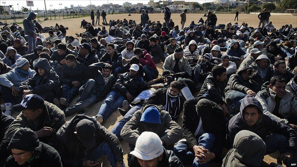 imigranti u hrvatskoj sirija