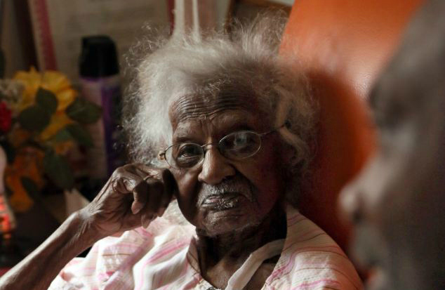 najstarija žena amerikanka