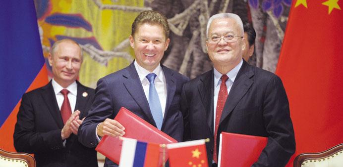 rusija kina sporazum putin plin