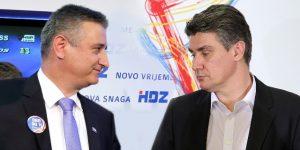sdp karamarko milanović eu izbori rezultati