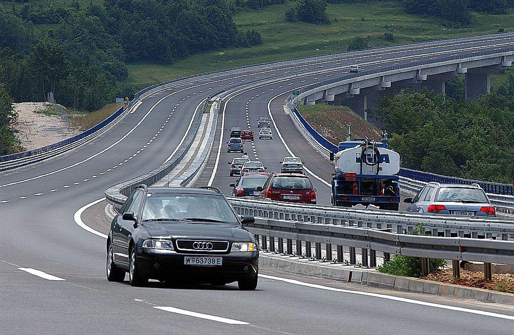ZAGREB      NOVOSTI  autocesta     za arhivu     snimio D.Lovrovic