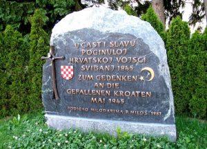 bleiburg spomenik tito