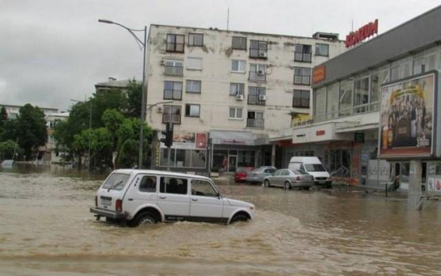 doboj poplava potop