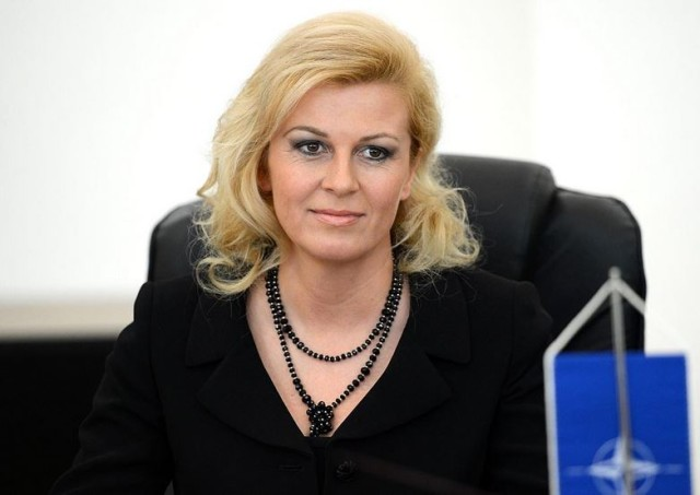 kolinda grabar kitarović hdz kandidatkinja ivo josipović