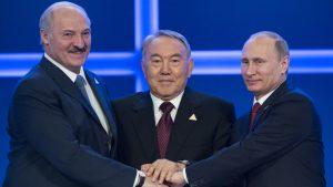 euroazijska unija rusija bjelorusija kazakhstan putin