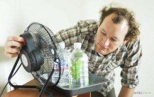 klima uređaj rashladiti ventilator