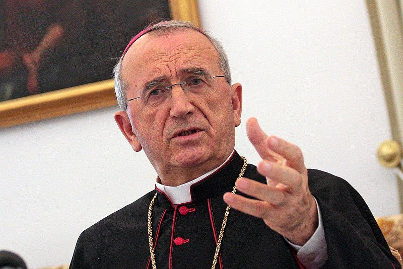 Mons. Želimir PuljiæZadarski Nadbiskup - Press - Božièna èestitka 19.12.2012.