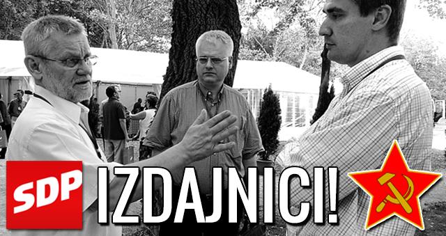 sdp skh ivica račan milanović josipović komunisti savez komunista hrvatske dan državnosti 25. lipnja