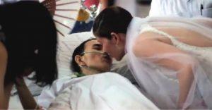 vjenčanje preminuo
