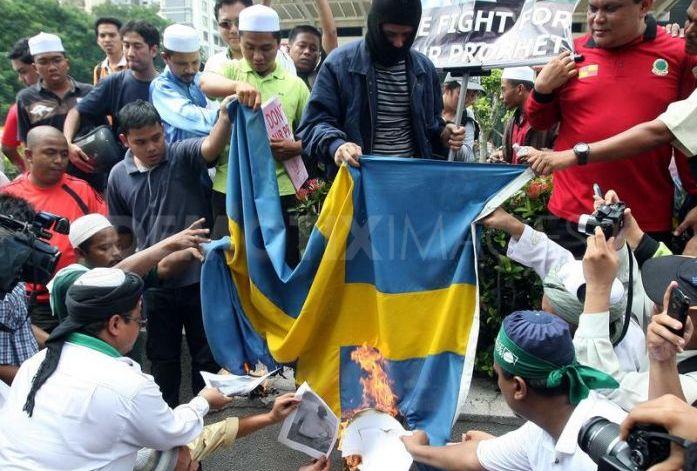 švedska imigranti starački dom