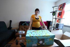 trudnice novorođenče dijete pelene