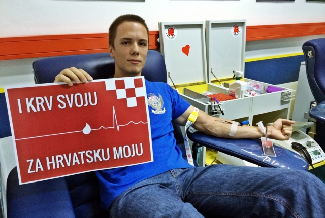 ledeni izazov darivanje krvi frano čirko hčsp