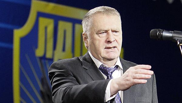 vladimir žirinovski liberalno demokratska stranka rusija