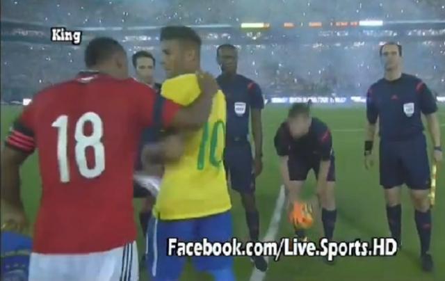 neymar zuniga brazil kolumbija