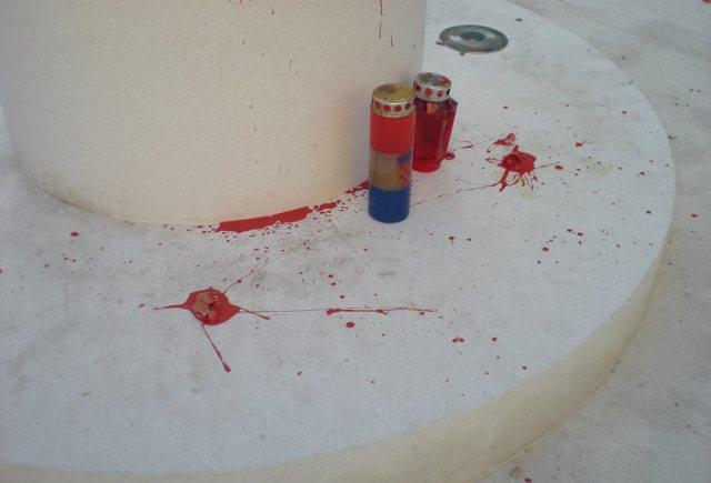 hos 9. bojna hos-a rafael vitez boban spomenik split