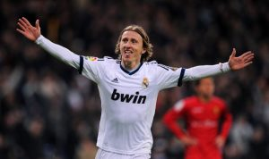 luka modrić real madrid