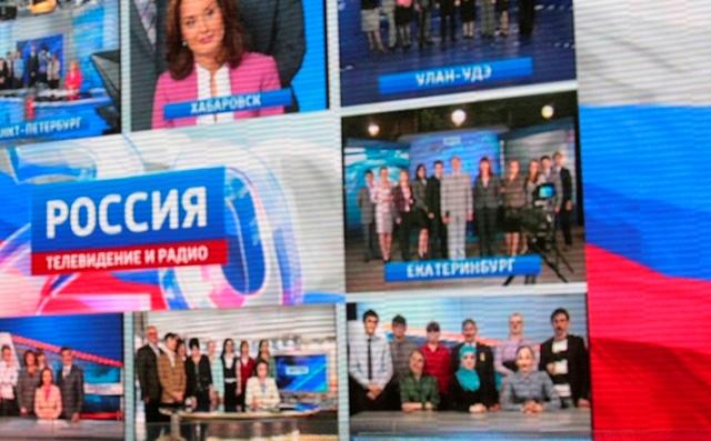 rusija mediji televizija