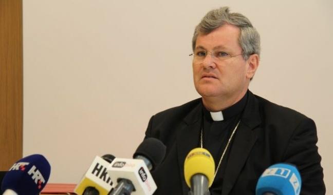 vlado košić hbk biskupska konferencija