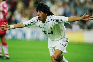 Ivan Zamorano real madrid chile čile