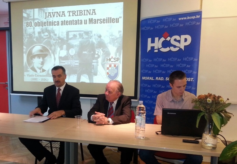 atentat u marseilleu jugoslavenski kralj vlado černozemski hčsp josip miljak