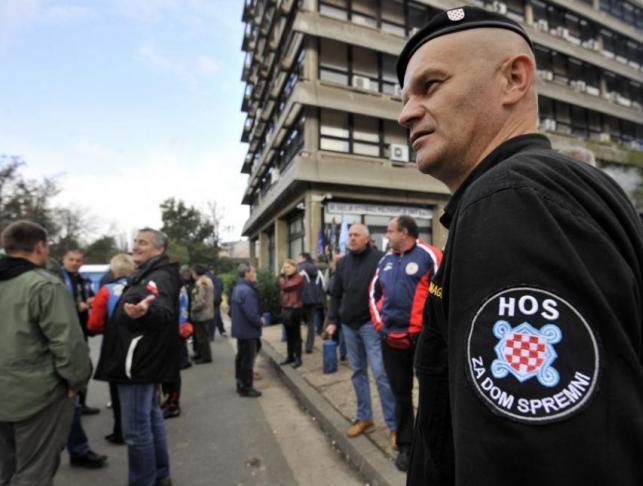 branitelji prosvjed savska ministarstvo branitelja predrag matić glogoški zahtjevi