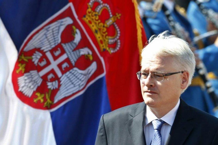 ivo josipović hrvatski srbi šešelj srpske općine rezultati izbora