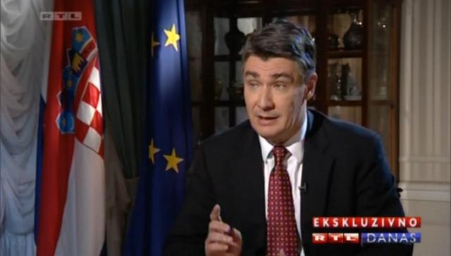 zoran milanović premijer intervju rtl