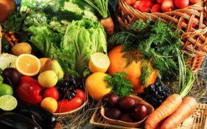 domaće voće i povrće organska hrana