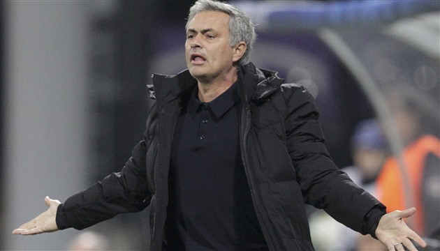 Jose Mourinho maribor