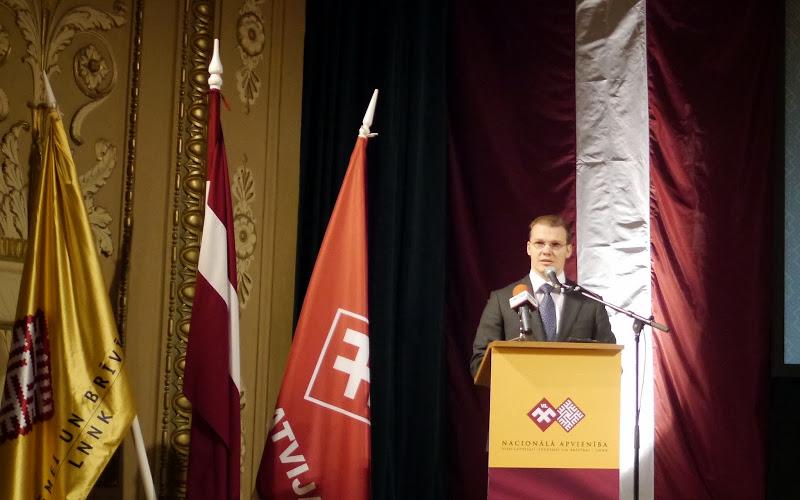 Latvijski nacionalisti