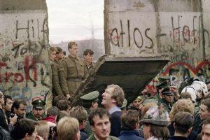 pad berlinskog zida