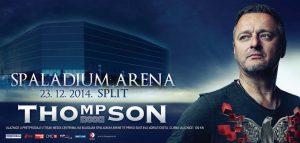 thompson koncert split spaladium arena