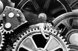"Charlie Chaplin's ""Modern Times"""