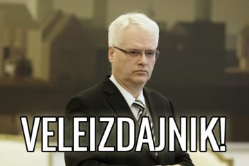 ivo josipović izdajnik veleizdaja šeparović etičko vijeće