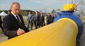 južni tok putin rusija plinovod gazprom