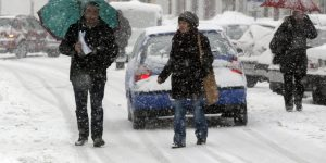 snijeg u hrvatskoj