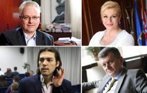predsjednički izbori sučeljavanje josipović kolinda sinčić kujundžić