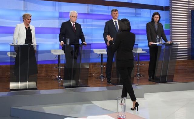 završno sučeljavanje hrt josipović kolinda kujundžić sinčić vesna pusić