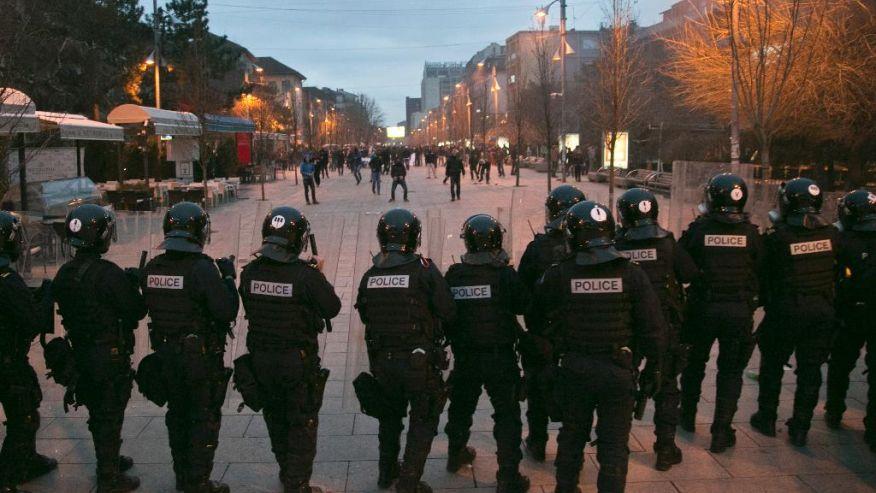 kosovo prosvjed