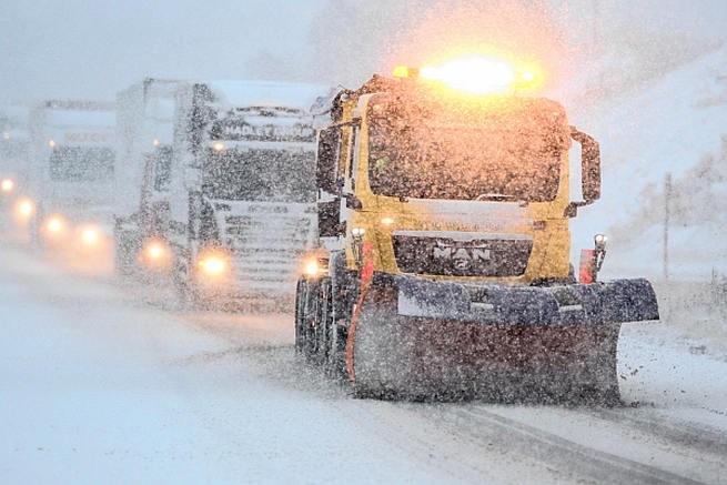 snijeg vrijeme ralica ceste
