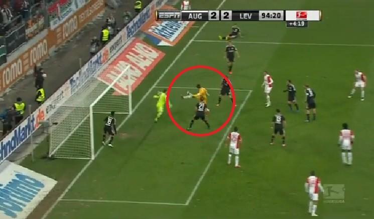 golman zabio gol